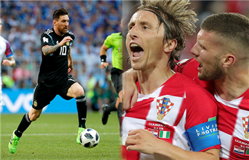 Argentina vs Croacia EN VIVO ONLINE por el grupo D del Mundial Rusia 2018