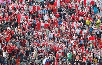 Rusia 2018: diario L'Équipe de Francia se rindió ante la hinchada peruana
