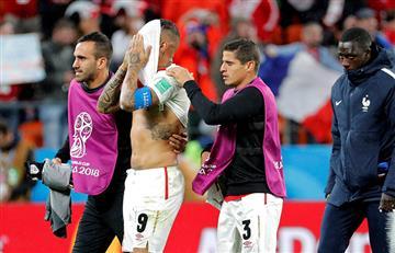 Rusia 2018: Mister Chip calificó de injusta la eliminación de Perú en el Mundial