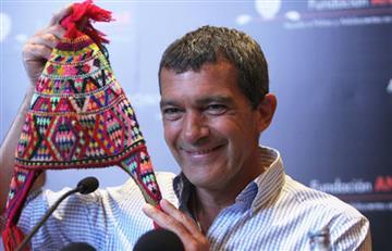 Selección Peruana: Antonio Banderas lamentó la eliminación del Mundial de Rusia