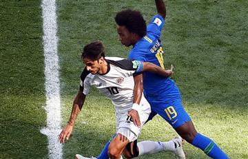 Brasil vs Costa Rica: revive las mejores jugadas del partido