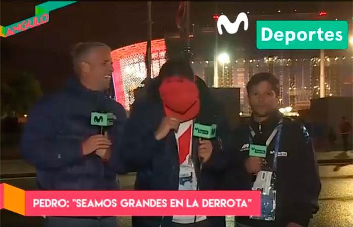 El Ángulo tuvo un emotivo programa después del Perú vs Francia. Foto: Facebook