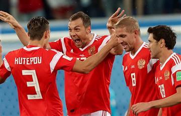 Rusia quiere ganar a Uruguay y jugar los octavos en Sochi