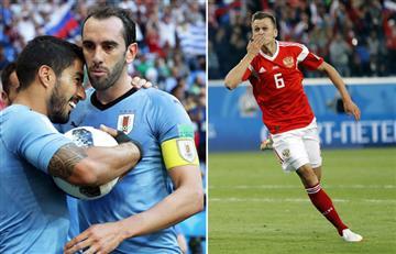 Uruguay vs Rusia EN VIVO EN DIRECTO Y ONLINE por el Mundial Rusia 2018
