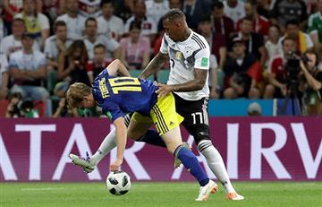 Alemania vs Suecia: revive las mejores jugadas de este partido