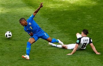 Douglas Costa se perderá el encuentro ante Serbia por el Mundial Rusia 2018