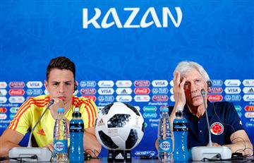 """José Pékerman: """"Respetamos a Polonia y sabemos que va a ser un rival complicado"""""""