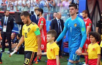 Bélgica vs Túnez revive las mejores jugadas de la victoria belga