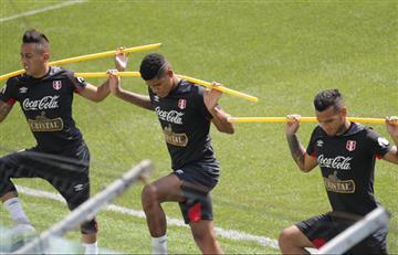 Selección Peruana: mira las mejores postales de los entrenamientos de la Bicolor en Moscú
