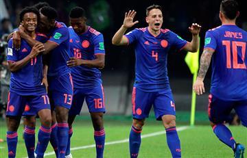 Colombia dejó fuera a Polonia del Mundial Rusia 2018