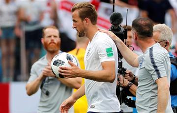 Inglaterra selló su pase a octavos de final tras golear a Panamá
