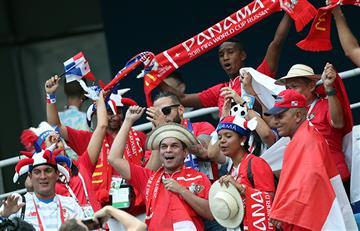 Inglaterra vs Panamá: mira la fiesta que se armó en las tribunas