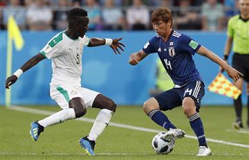 Japón y Senegal igualaron en un partidazo y lideran el Grupo H