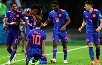 Polonia vs Colombia: Revive las mejores jugadas de este encuentro