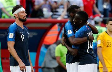 Rusia 2018: Francia jugaría con algunos suplentes ante Dinamarca