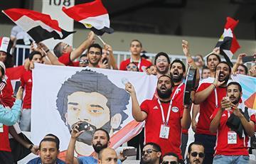 Arabia Saudita vs Egipto: así se vive la fiesta en el Volgogrado Arena