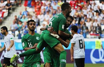 Arabia Saudita vs Egipto: revive las mejores jugadas del partido