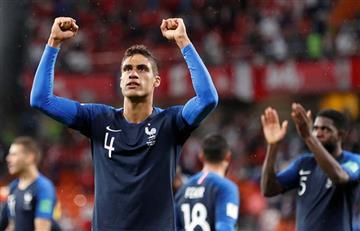 Francia vs Dinamarca EN VIVO ONLINE por el Mundial de Rusia 2018