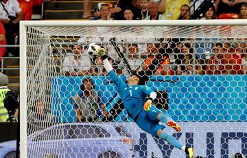 Irán vs Portugal: las jugadas más importantes del partido disputado en Saransk