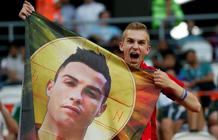 Irán vs Portugal: revive las mejores postales de los hinchas en Mordovia Arena