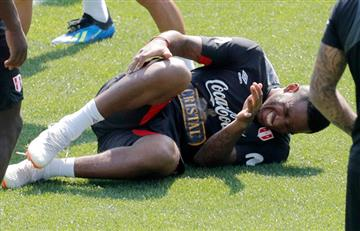Perú vs Australia: Jefferson Farfán descartado para duelo ante 'Canguros'