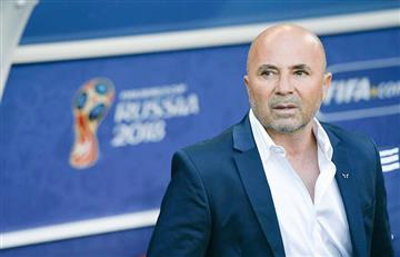 Jorge Sampaoli y sus palabras que dan esperanza a una Argentina necesitada