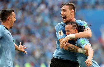 Mundial Rusia 2018: así quedó la tabla del Grupo A