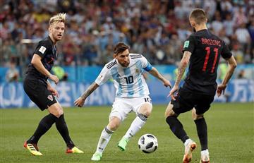 Nigeria vs Argentina EN VIVO ONLINE por el Mundial Rusia 2018