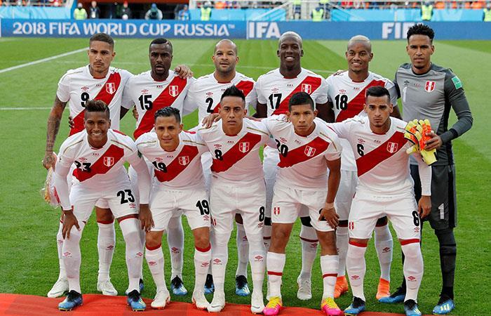 """Selección Peruana: así formará la """"Blanquirroja"""" ante Australia"""