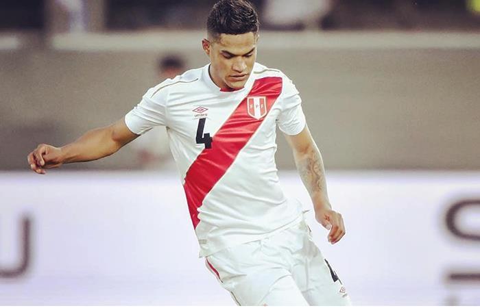 Anderson Santamaria, el posible reemplazante de Rodríguez, después del Mundial (Foto: twitter)