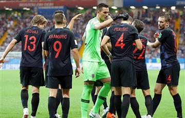 Croacia derrotó a Islandia y la dejó fuera de Rusia 2018