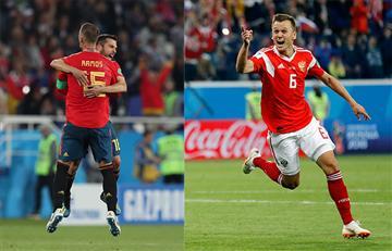 ¿Cuándo y dónde se juega el España vs. Rusia por el Mundial de Rusia?