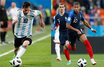 ¿Cuándo y dónde se juega el Francia vs Argentina por el Mundial de Rusia?