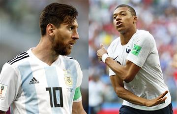 Francia vs Argentina: fecha, hora y canal del partido por octavos de Rusia 2018