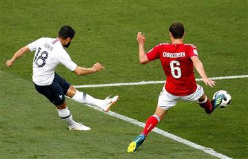 Francia vs Dinamarca: revive las mejores jugadas del partido entre europeos