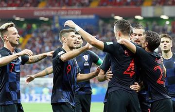 Islandia vs Croacia: Revive las mejores jugadas del partido en el Rostov Arena