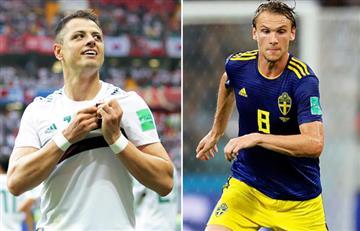 México vs Suecia EN VIVO ONLINE por el Mundial Rusia 2018