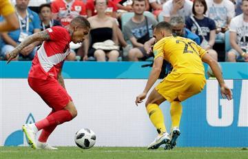 Paolo Guerrero consiguió nuevos registros con la Selección Peruana