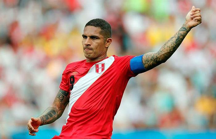 Resultado de imagen para selección peruana paolo guerrero