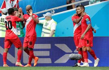 Perú venció a Australia y acabó con sequía de 40 años sin ganar en Mundiales