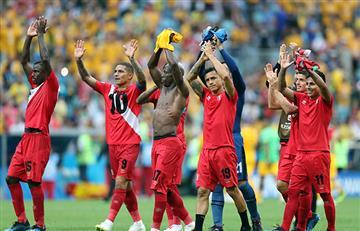 Perú vs Australia: narración chilena de los goles peruanos