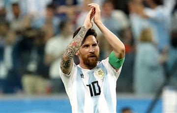 Rusia 2018: Lionel Messi anotó el gol 100 del Mundial