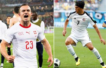 Suiza vs Costa Rica EN VIVO ONLINE por el Mundial Rusia 2018