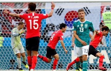 Alemania fuera del Mundial Rusia 2018