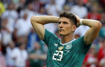 """Alemania no pudo escapar de la 'Maldición de los Campeones"""""""