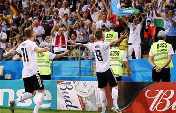 Alemania vs Corea del Sur EN VIVO EN DIRECTO Y ONLINE por el Mundial Rusia 2018