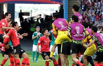 Alemania vs Corea del Sur: revive las mejores jugadas de este emocionante encuentro