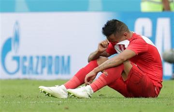 Christian Cueva y el lamento tras irse eliminado de Rusia 2018