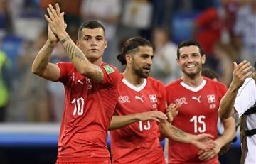 Suecia vs Suiza: fecha, hora y canal del partido por octavos de final de Rusia 2018