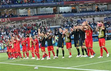 Bélgica es líder del grupo G tras vencer a Inglaterra por el Mundial Rusia 2018